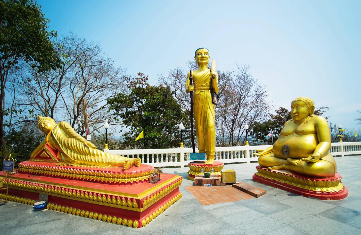 Другие статуи Будд