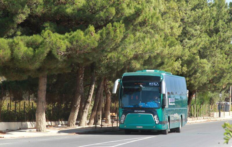 Автобус KTEL