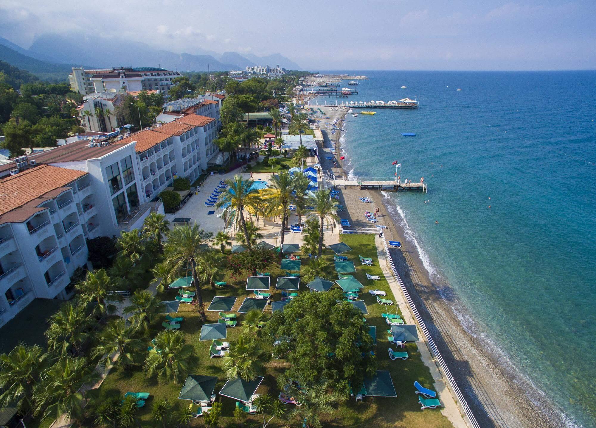 Гостиница Club Hotel Rama
