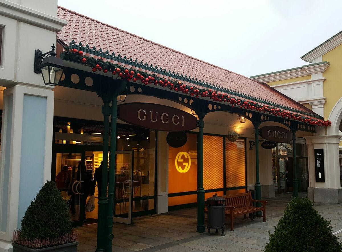 Бутик Gucci