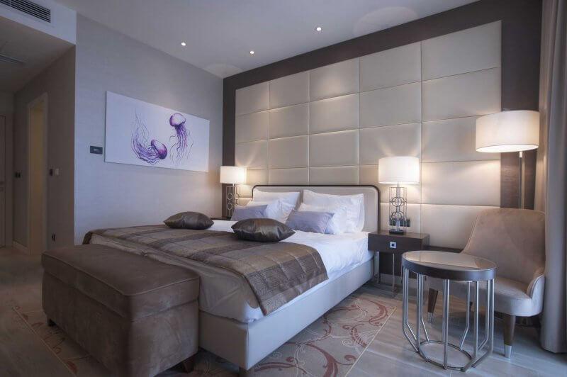 Двухместный номер в Hotel Riva 4*