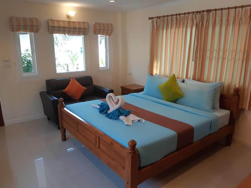 Номер в отеле Lareena Resort Koh Larn Pattaya