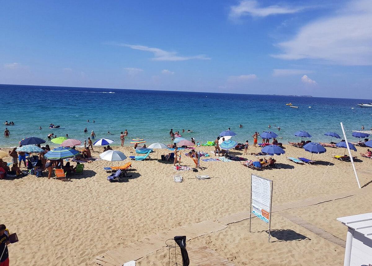 Пляж Маркис Гиалос