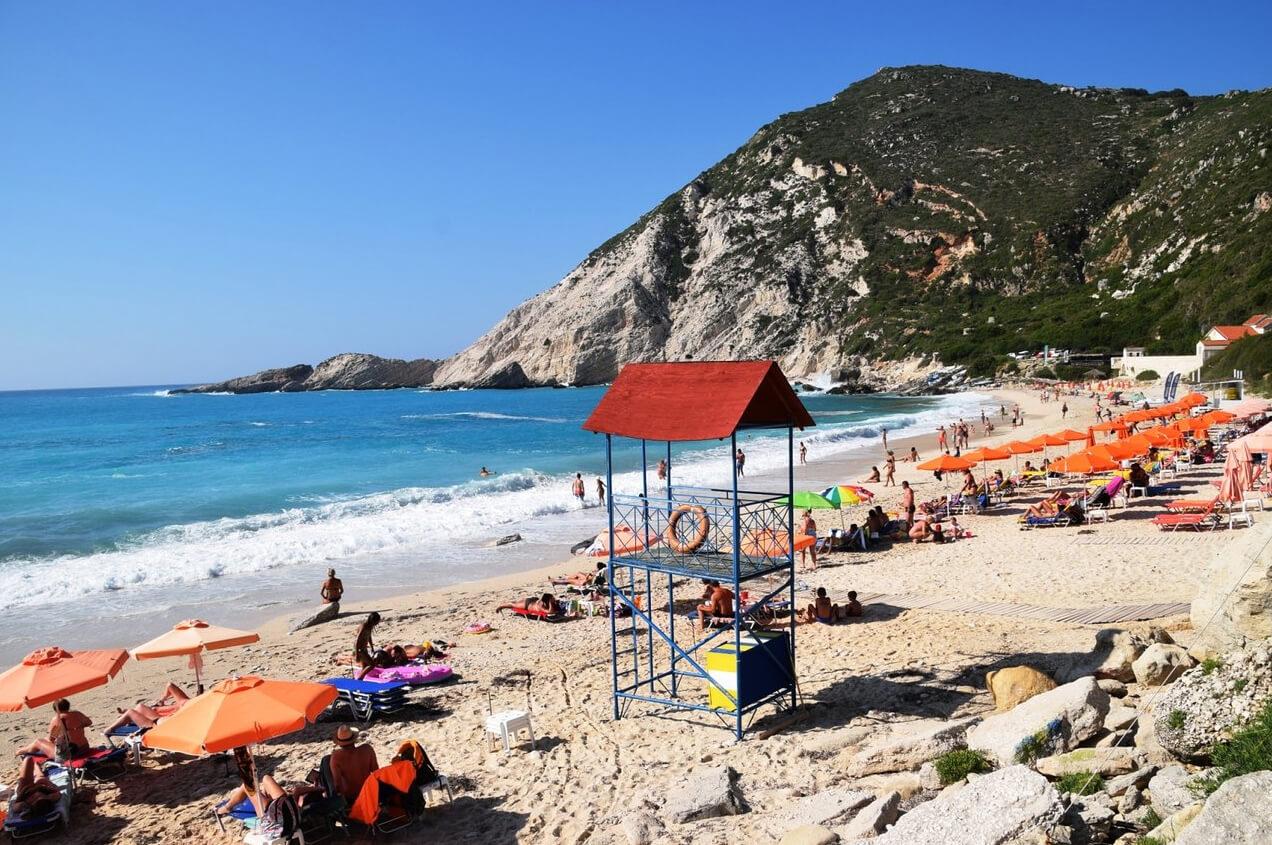 Пляж Petani Beach