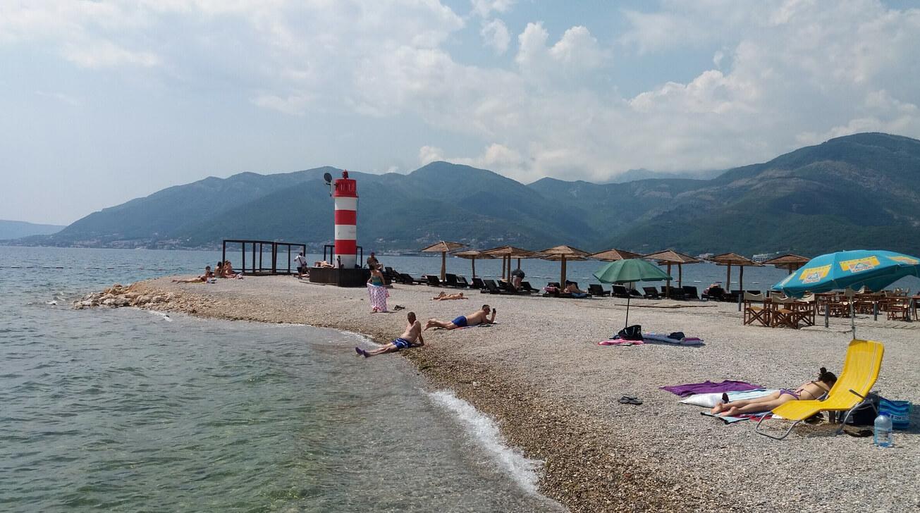 Пляж Селяново