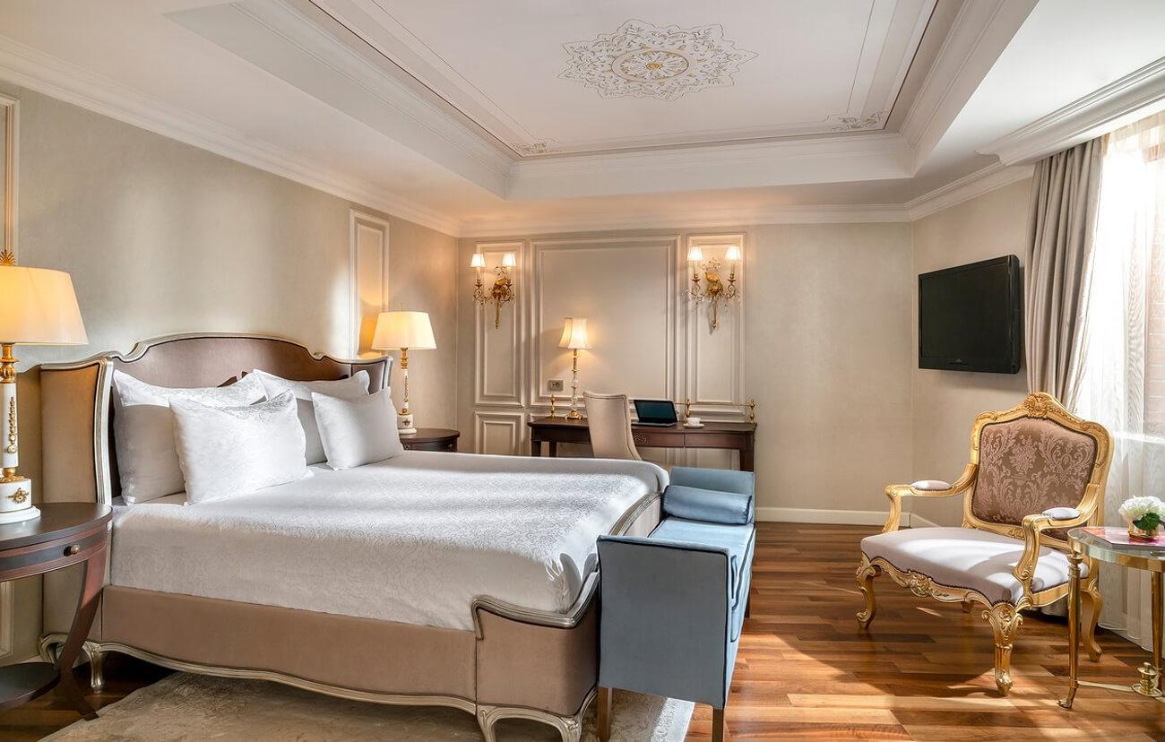 Номер в отеле Rixos Pera Istanbul