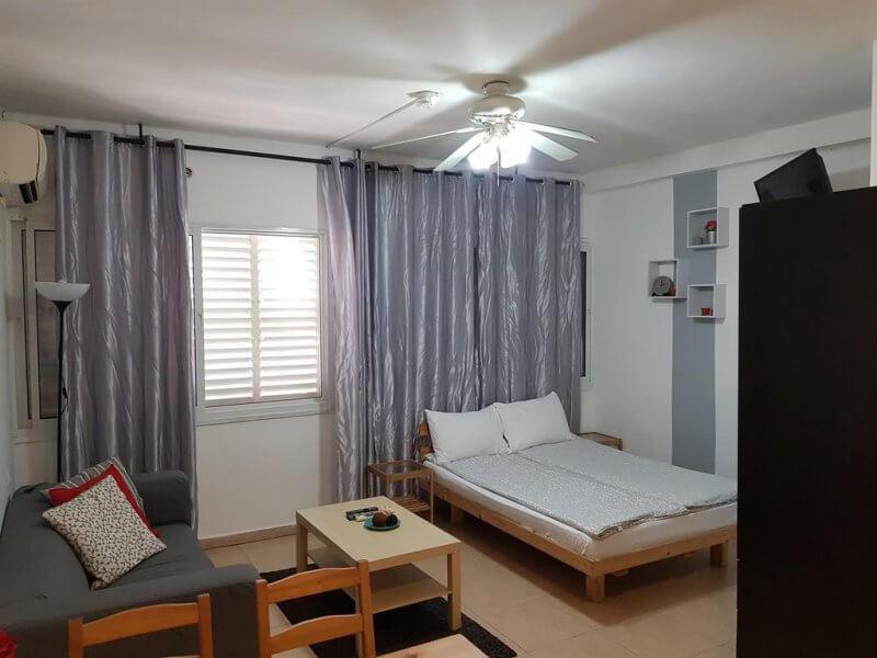 Двухместный номер в Rothschild Apartments в Петах-Тикве