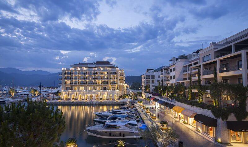 Porto Montenegro, Тиват