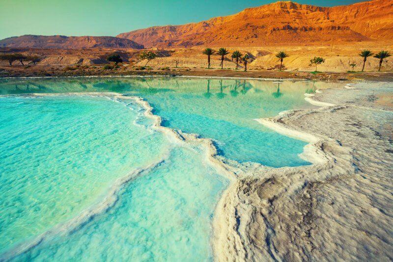 Курорт на Мёртвом море