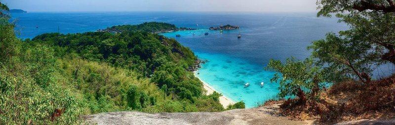 Остров Мианг, Таиланд