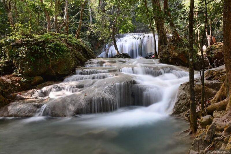 Водопад в Таиланде