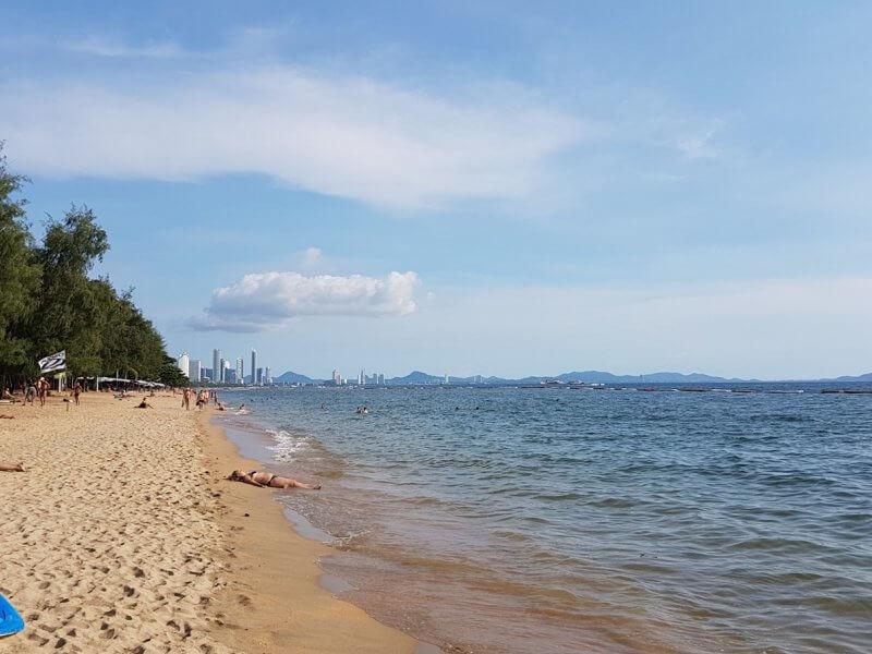 Пляж Пратамнак, Таиланд