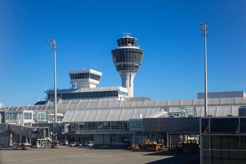 Аэропорт Franz Josef Strauss