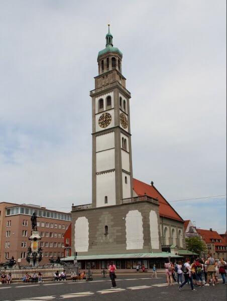 Башня Перлахтурм