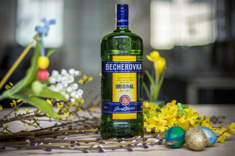 Напиток Бехеровка