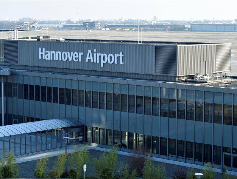 Аэропорт Ганновер