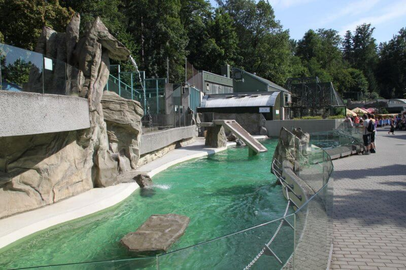 Либерецкий зоопарк