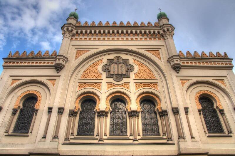 Испанская синагога в Праге