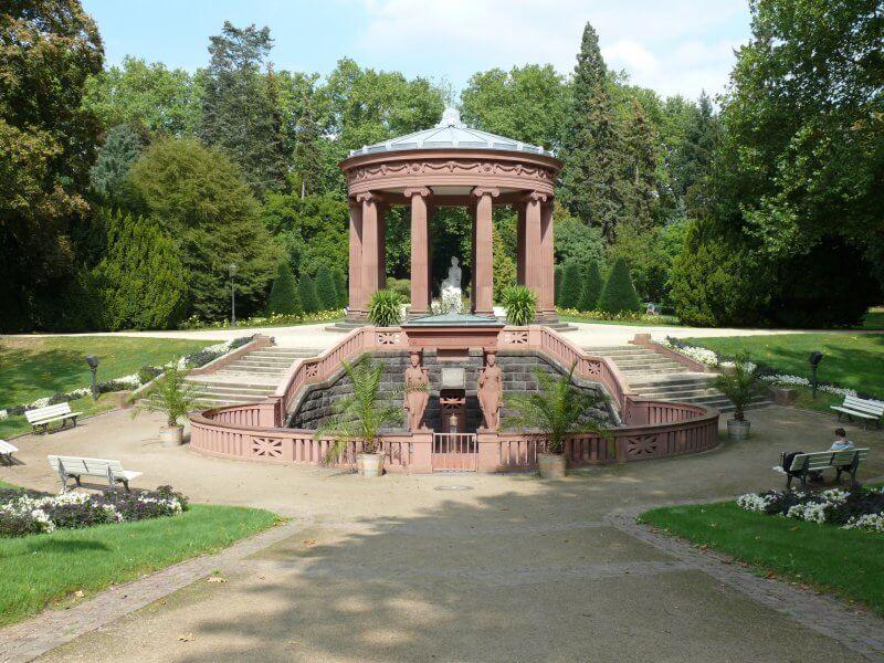 Курпарк, Германия