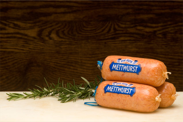 Колбаски Метвурст