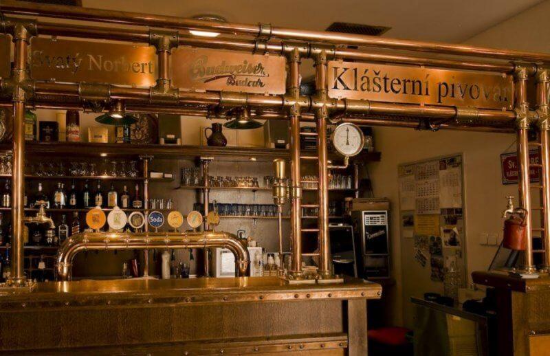Страговская монастырская пивоварня Праги