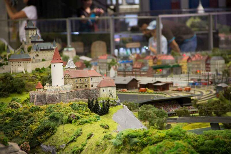 Музей «Королевство железных дорог»