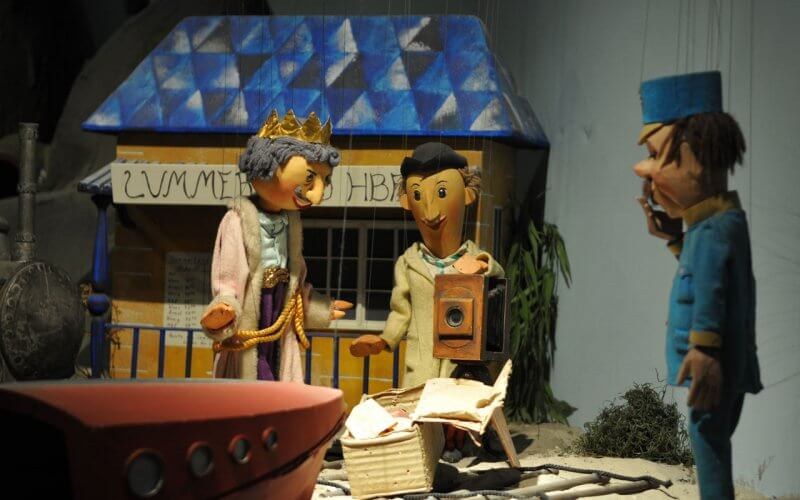 Музей кукольного театра