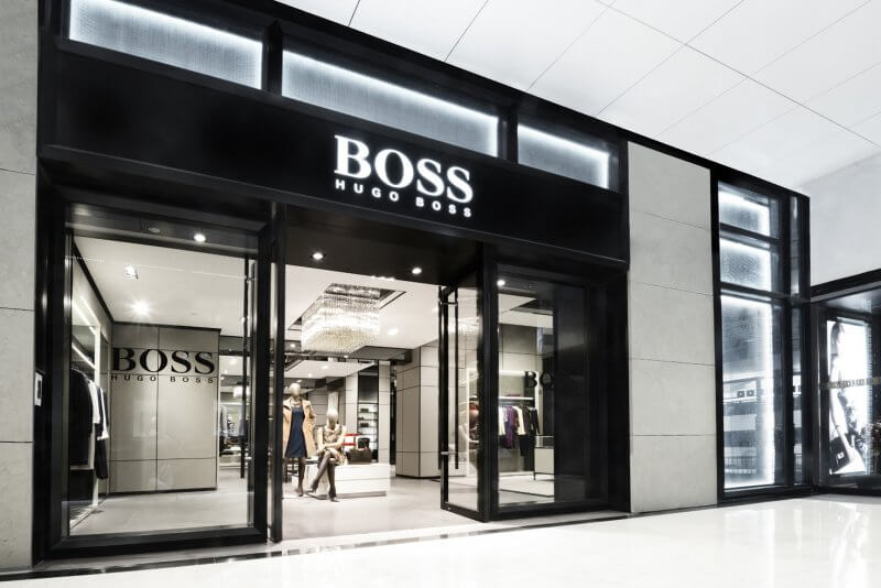 Магазин Нugo BOSS