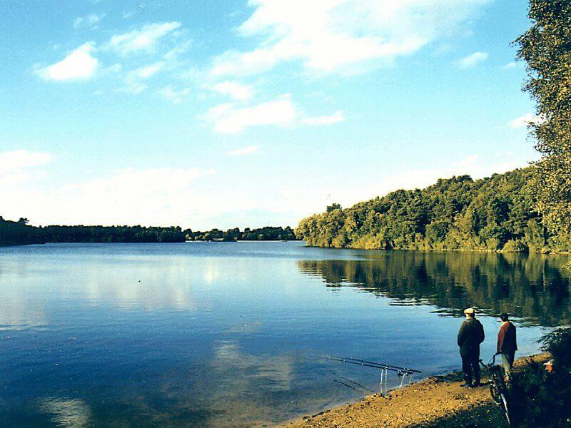 Парк Sechs-Seen-Platte