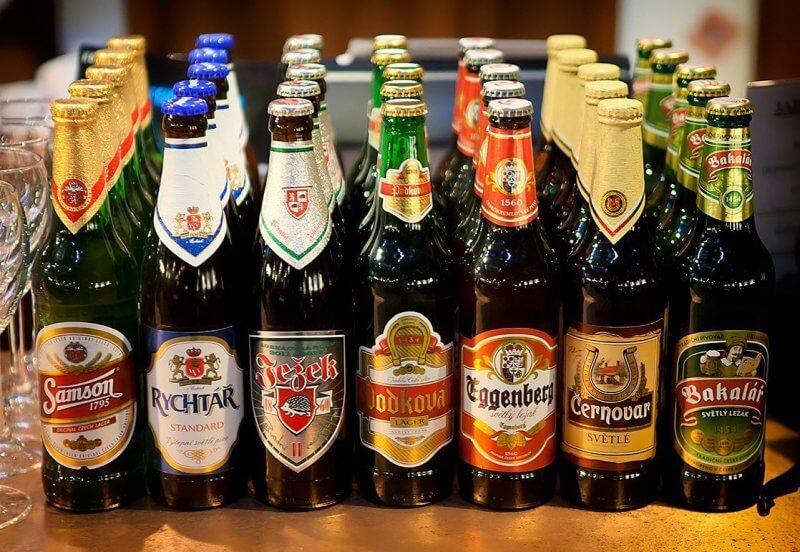 Виды пива
