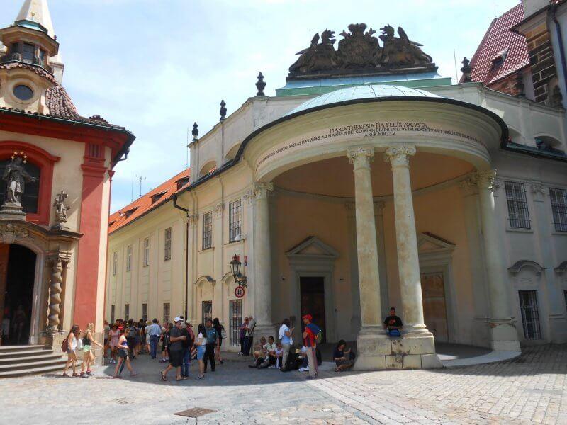 Рожмбергский дворец