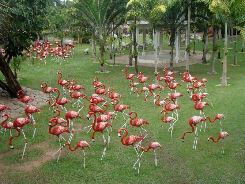 Сад птиц