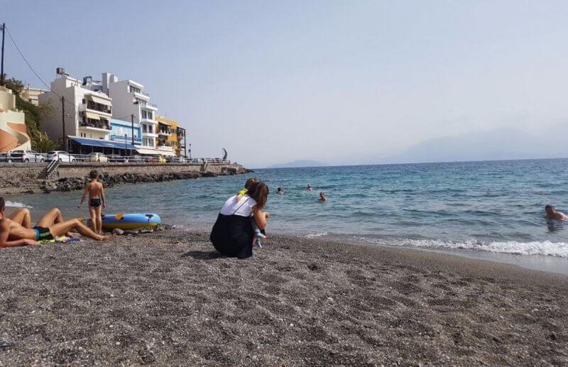 Пляж Китроплатия