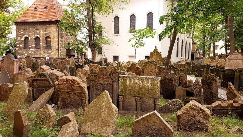 Староеврейское кладбище
