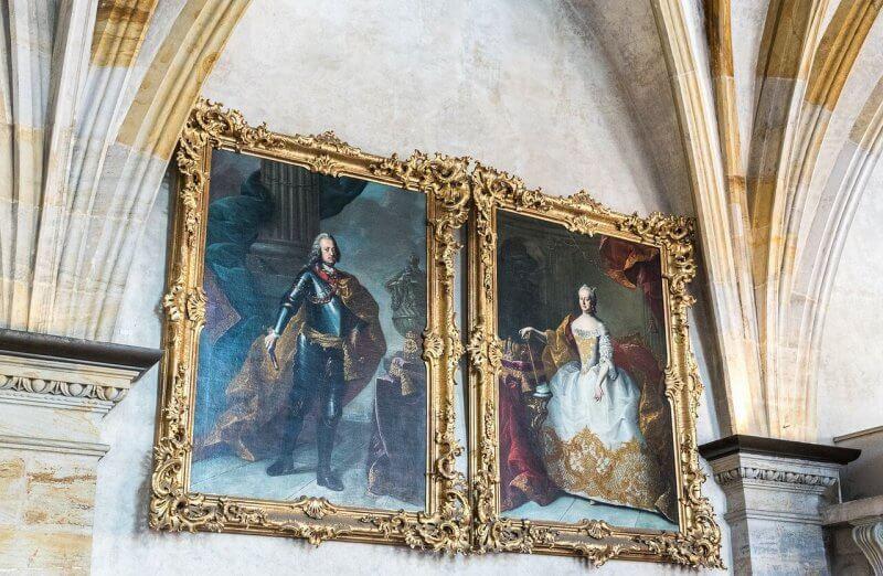Картины в Королевском дворце