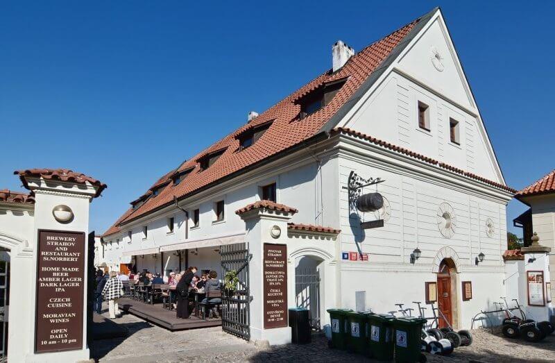 Страговская монастырская пивоварня