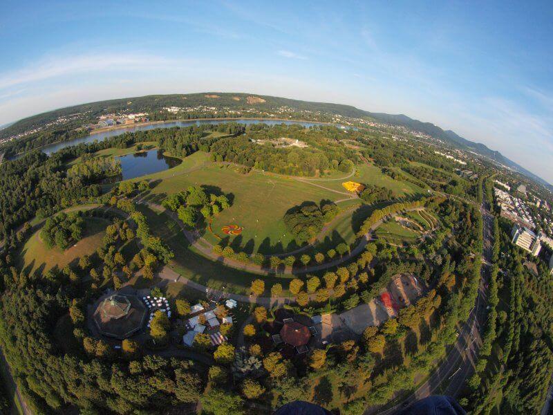 Фрайцайпарк (Freizeitpark Rheinaue)