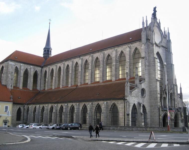 Храм Вознесения Божьей Матери и Святого Иоанна Крестителя