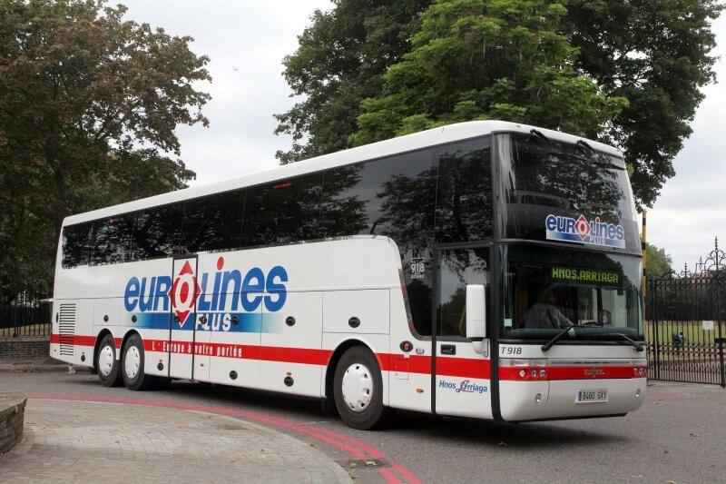 Автобус в Киле