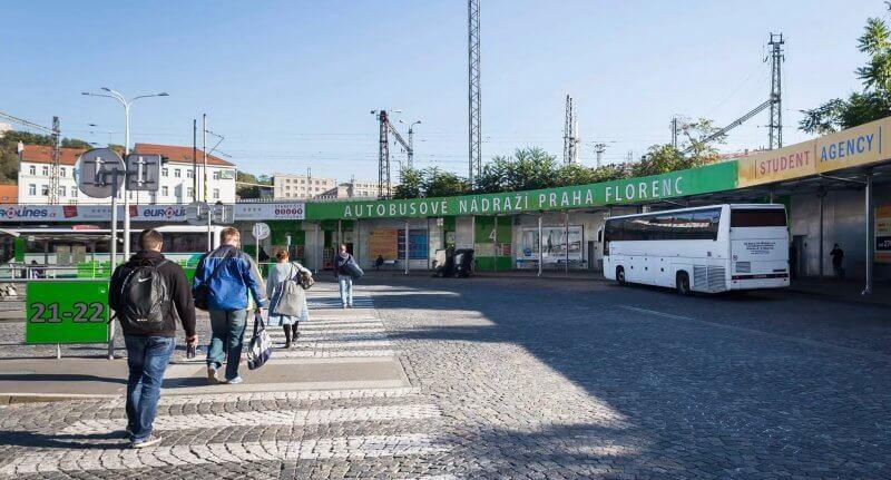 Автовокзал Háje