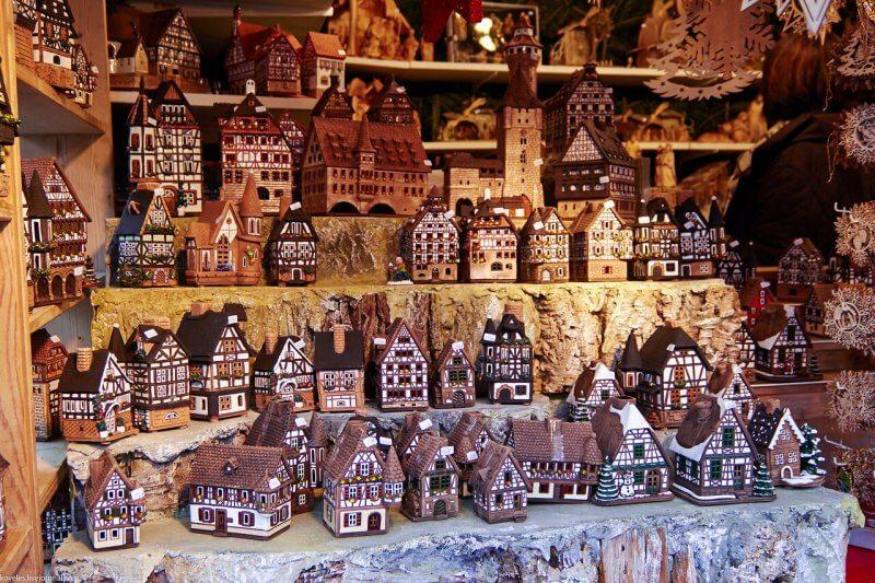 Сувенирные домики
