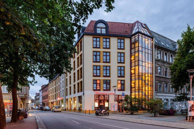 Отель в Эрфурте