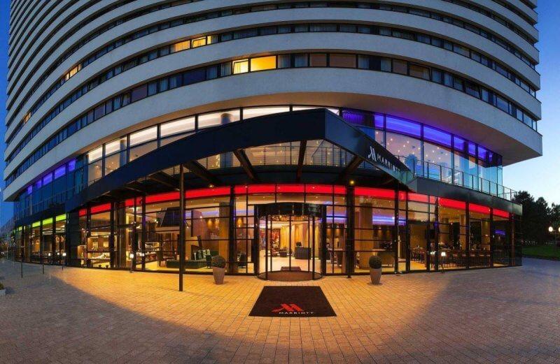 Отель в Бонне