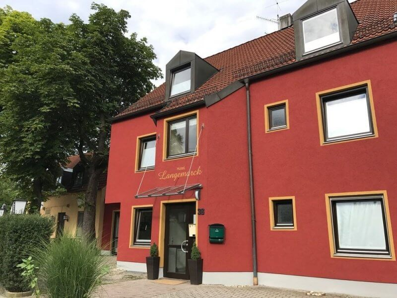 Отель в Аугсбурге