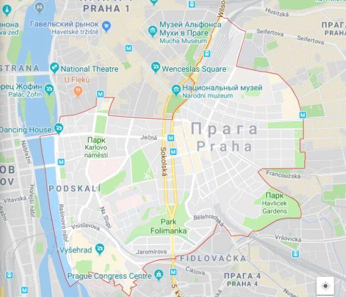 Район Прага-2