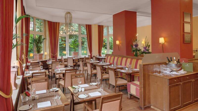 Ресторан в Висбадене