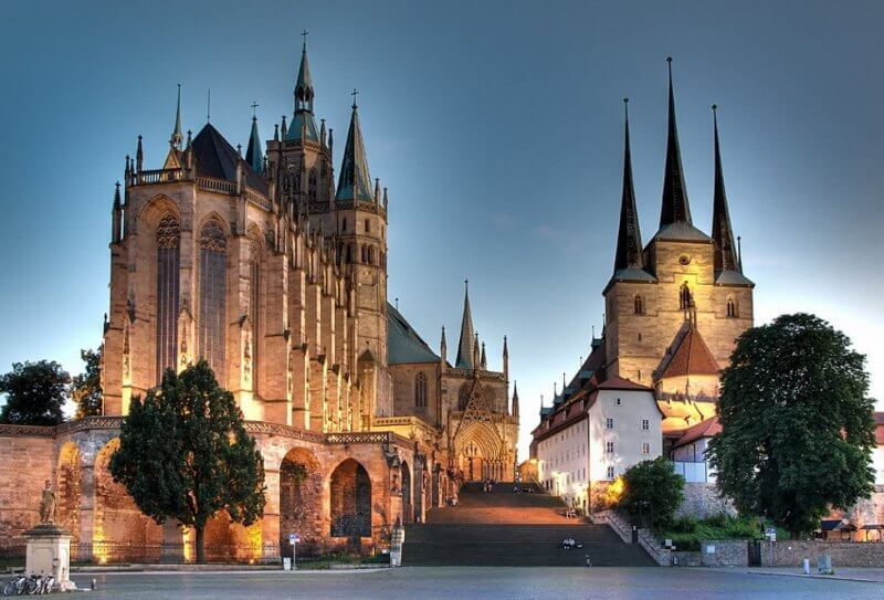 Кафедральный собор (Erfurt Cathedral)