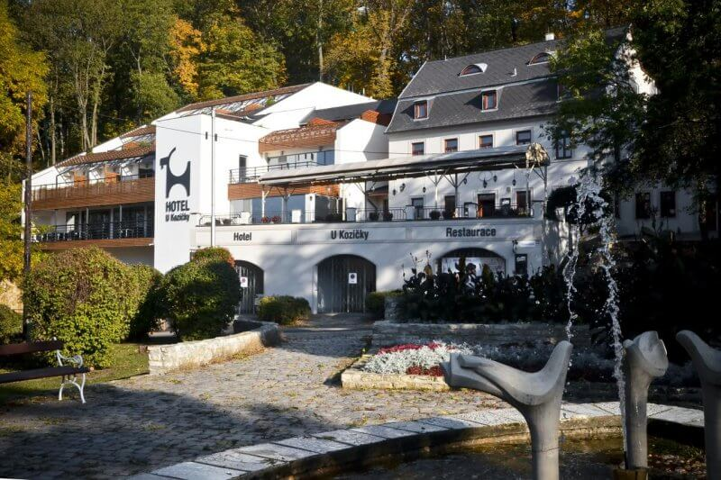 Отель 4*U Kozicky
