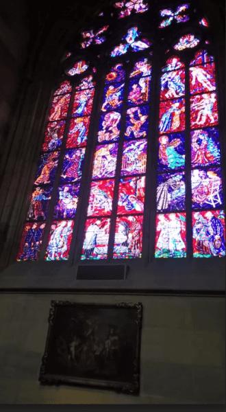 Собор Святого Вацлава внутри