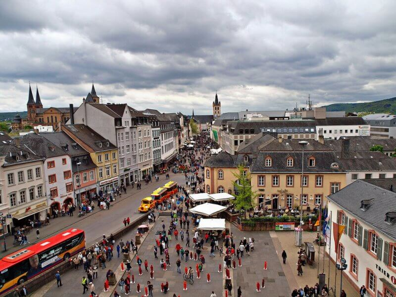 Трир в Германии